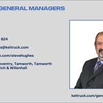 Keltruck Scania Regional General Manager, Steve Hughes