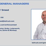 Keltruck Scania Regional General Manager, Tony Smeed