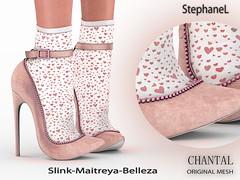 GIFT [StephaneL] CHANTAL SHOES