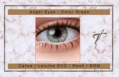 Tville - Angel Eyes * Green*