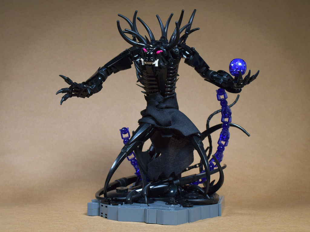 Oni Sculpture
