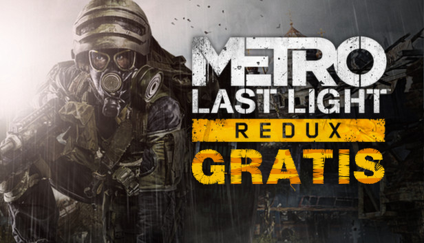 Metro Last Light Gratis Di Epic Games Store