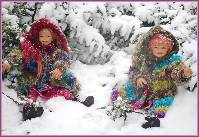 🍄💫🌲✨⛄️⛸💖⛸⛄️✨🌲💫🍄 Wintereinbruch ...