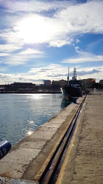 Puerto de Málaga!!! 2