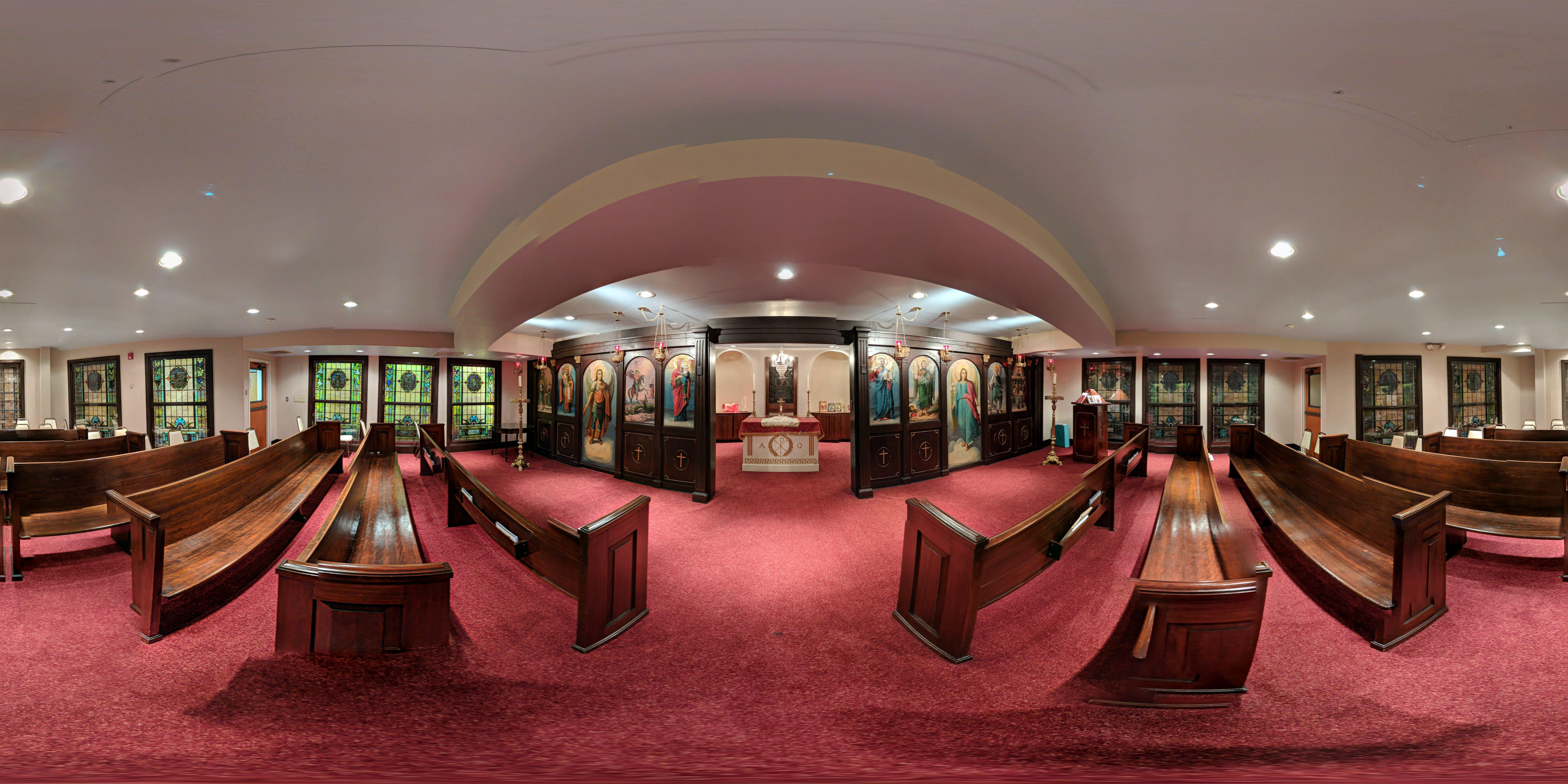 Chapel Panorama