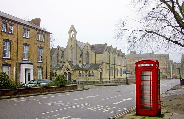 Rugby-Warwick Street
