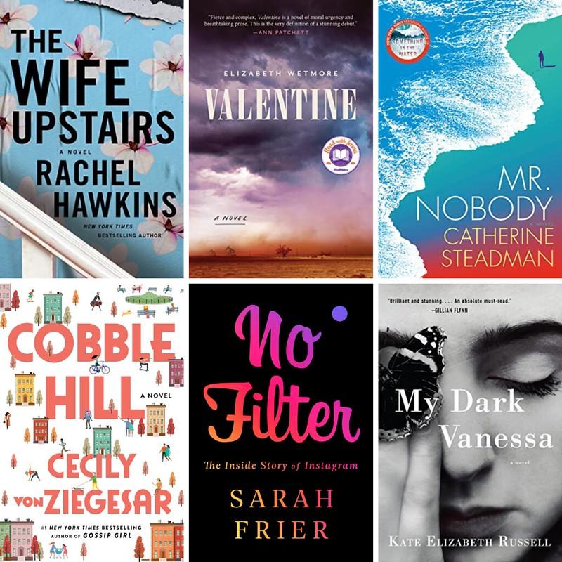 January 2021 books