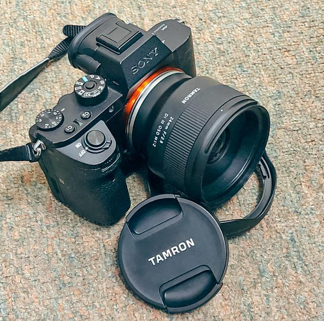 Tamron 24mm f2.8 DI III 菲律賓V型電磁俠