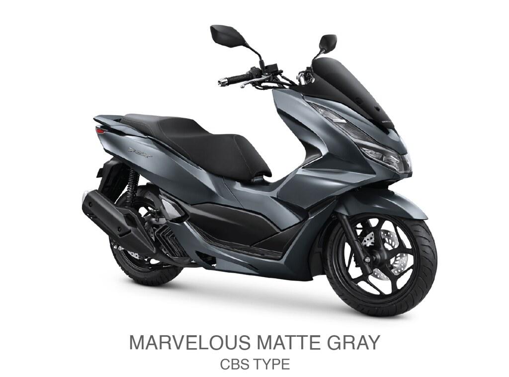 Marvelous Matte Gray