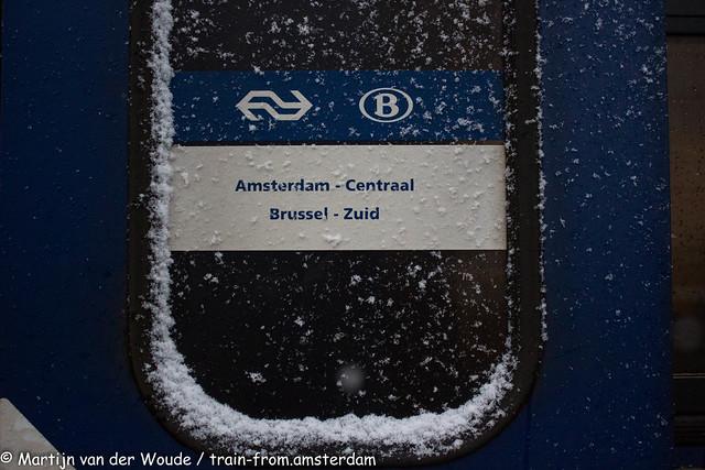 20210119_NL_Amsterdam_International Intercity to Bruxelles