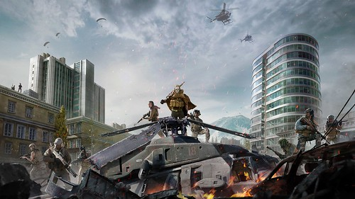 Review de Call of Duty: Warzone