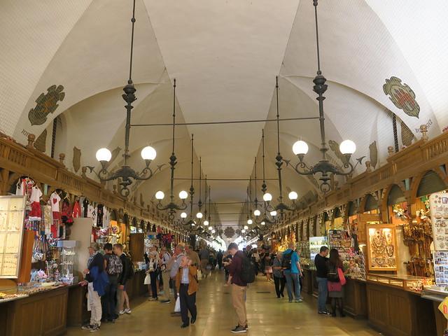 Place du marché, Rynek Główny, Cracovie