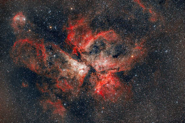 NGC 3372 - The Great Carina Nebula
