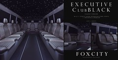 FOXCITY. Photo Booth - Executive ClubBLACK (Classic)