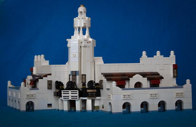 The LEGO Carthay Circle