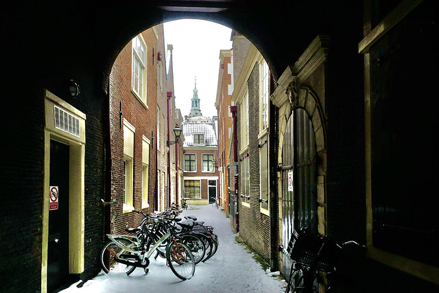 Boterstraatje Den Haag