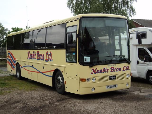 Nesbit Bros Ltd of Melton Mowbray P801GBA