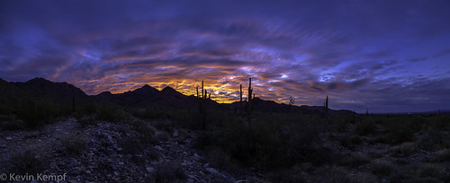 arizona hiking mcdowellsonoranpreserve scottsdale sunrise saguaro cactus clouds sky mountains