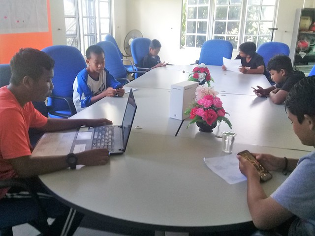 Celcom Sediakan Hubungan Internet Percuma Untuk Pelajar Di Ppr