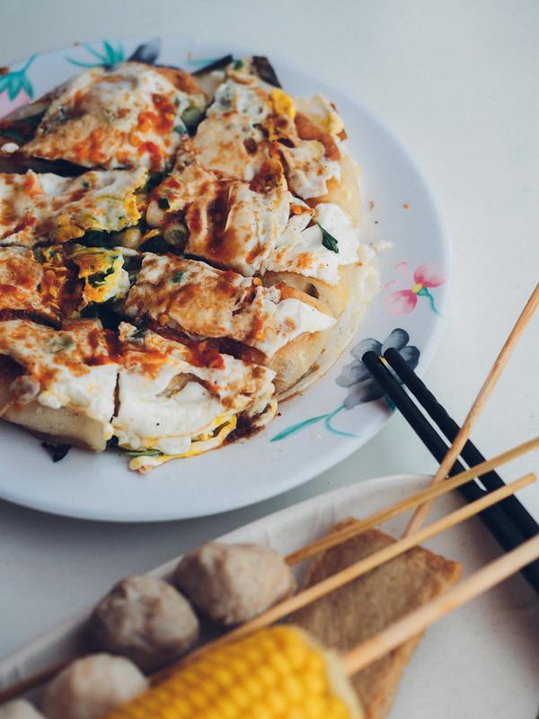 台東蔥油餅|台東關東煮