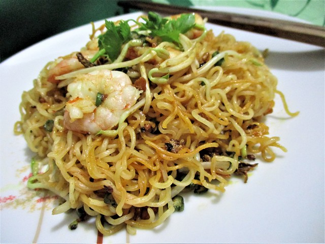 Fried Daddy Mee