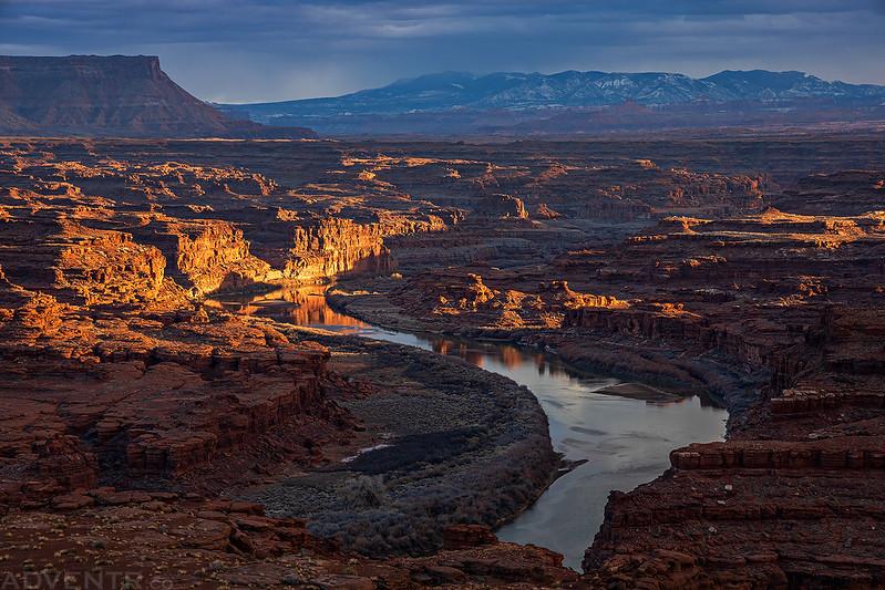 Colorado River Light