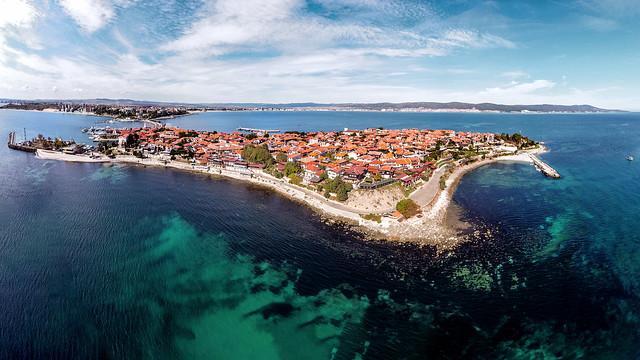 Nessebar, Black Sea, Bulgaria