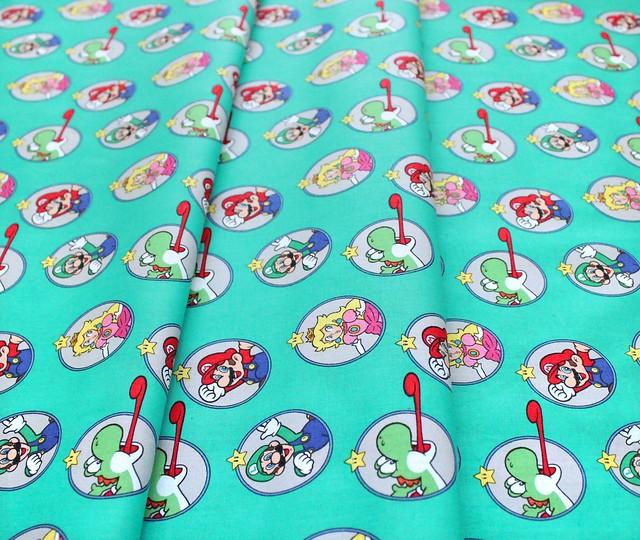 Springs Creative Nintendo Collection Super Mario Badge