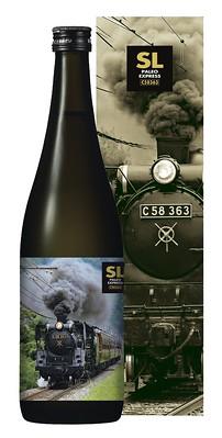 秩父鉄道SL運行開始記念酒 秩父錦