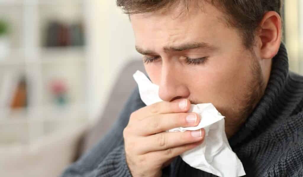 Changement climatique et le rhume des foins