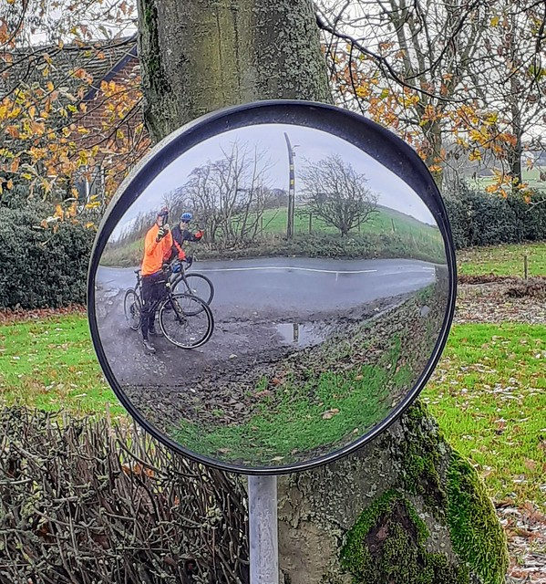 Reflecting on Cyclists
