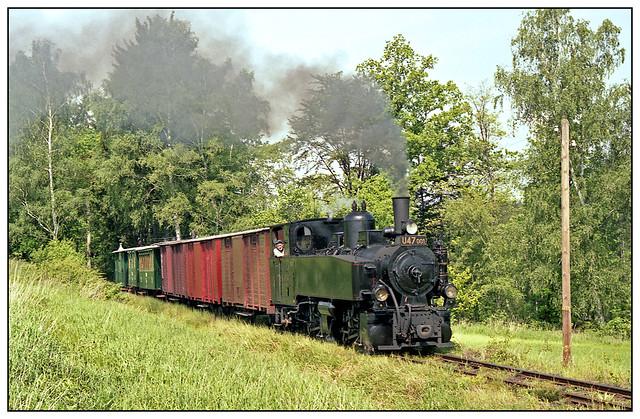 2000-0091 - U47-001, Near Kunzac, Czech Republic.