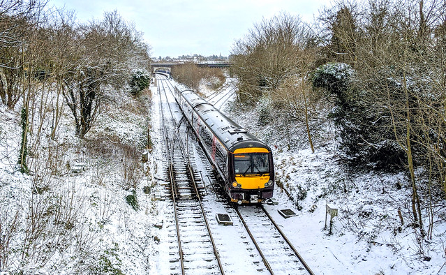 South Wigston Leicestershire 9th February 2021