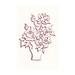 Still Life Single Line - Rose Vase