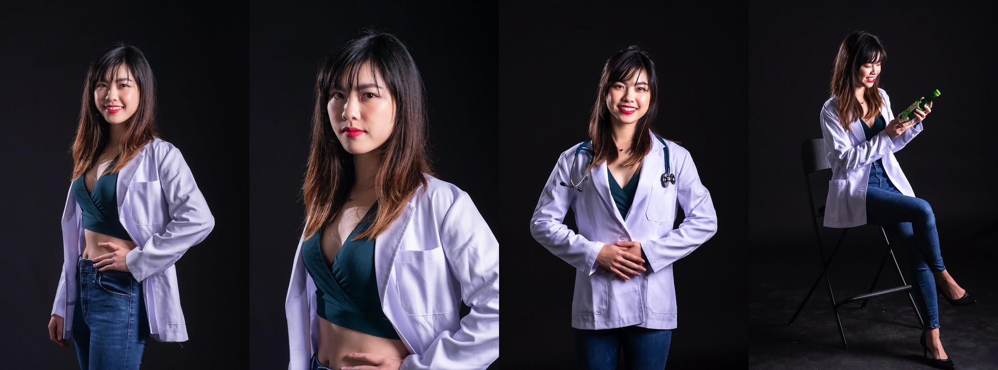 中國醫藥大學醫學院M60白袍形象照_07