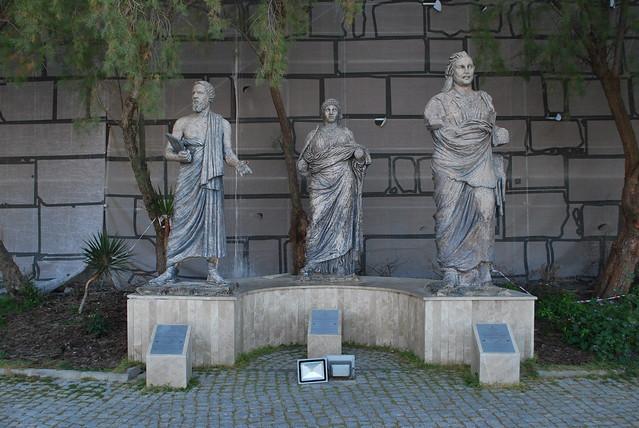 Herodotus, Artemisia, Maussollos