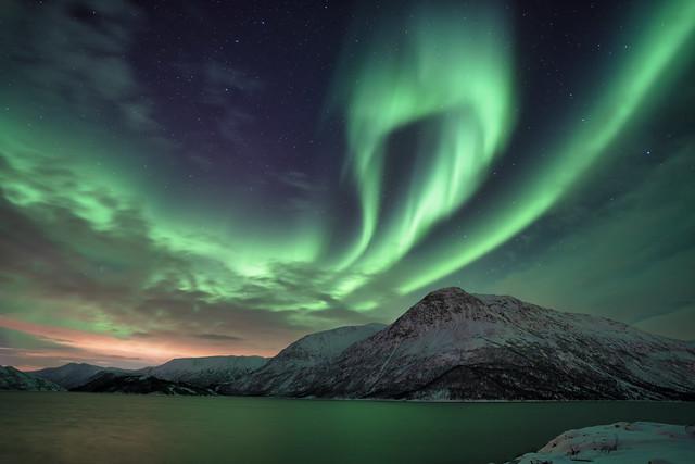 Gullesfjorden, Lofoten 2021