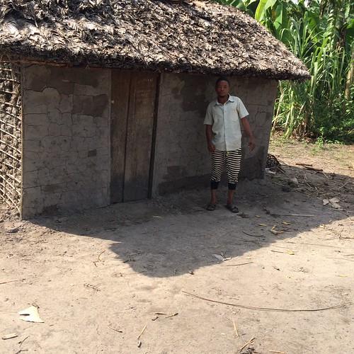 La maison de Junoir  au village Lokale copy
