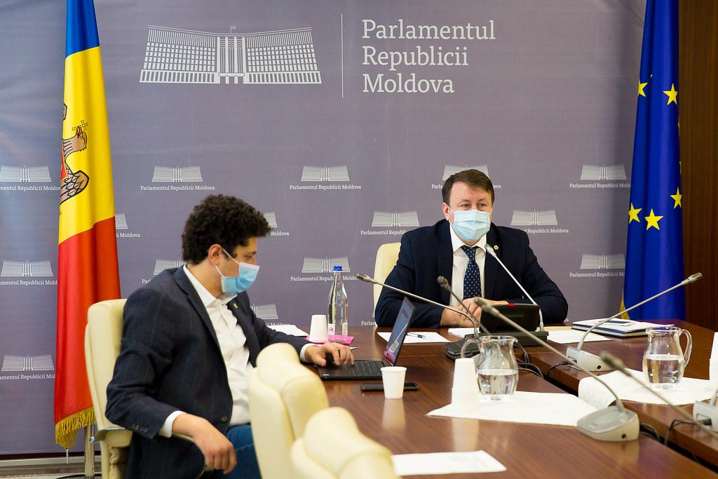 09.02.2021 Ședința Comisiei de control al finanțelor publice