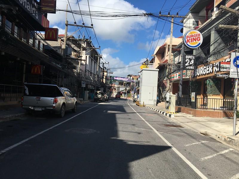 chaweng beach road koh samui