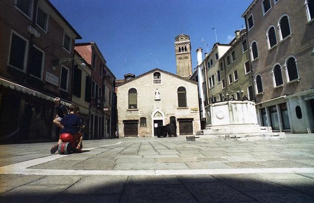 Venezia V: around and around