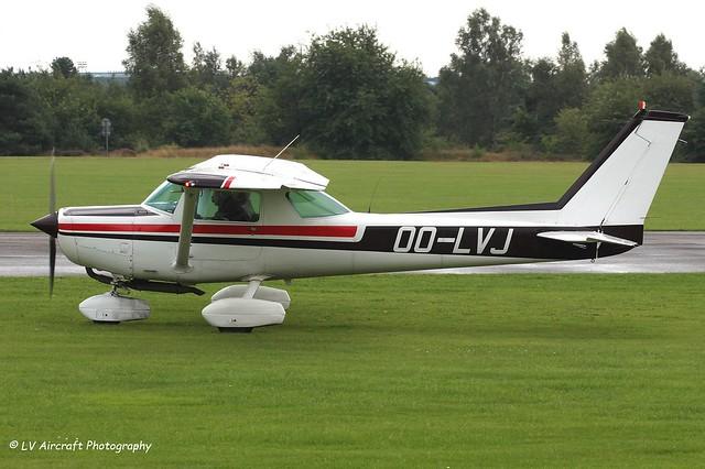 OO-LVJ_Cessna 152_Private_-