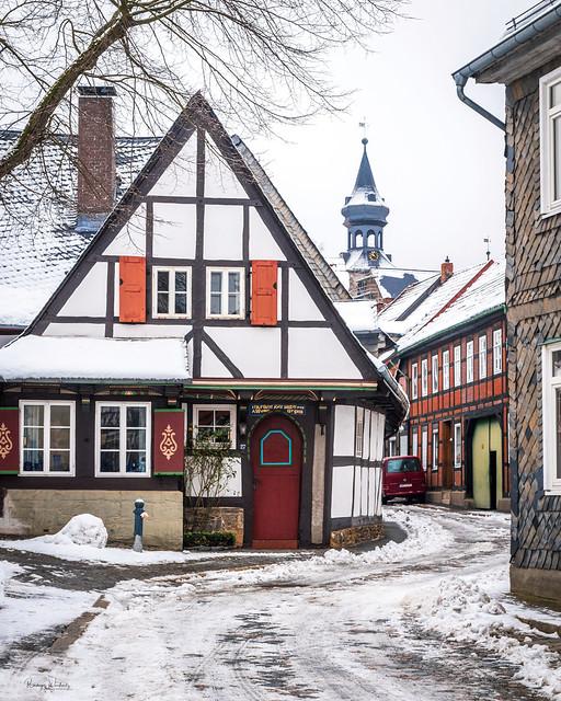 Altstadt im Winter...