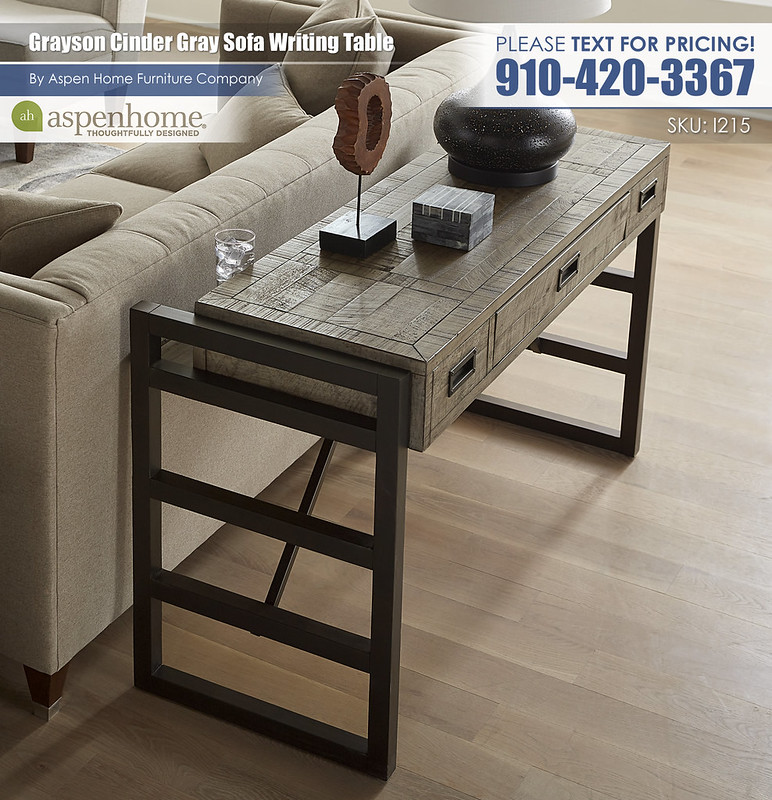 Grayson Sofa Writing Table I215-9150-CIN_BTY