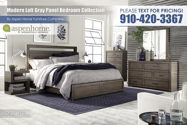 Modern Loft Gray ALT IML-R-415_407_406_451N_453_463_456-GRY