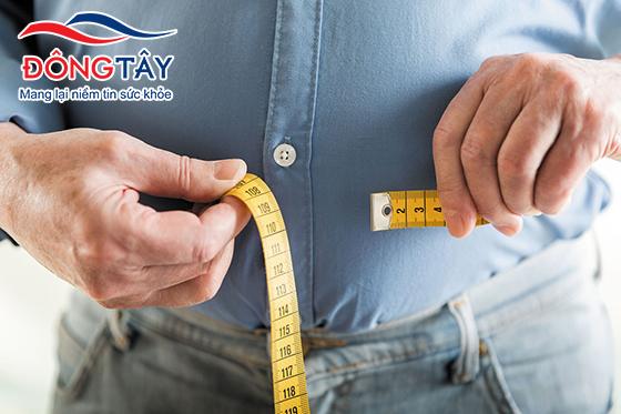 Những người thừa cân béo phì thường có nguy cơ cao bị tim đập nhanh