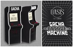 Oasis: Gacha Arcade Machine