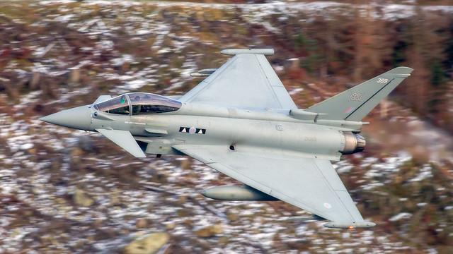 2(AC)squadron Typhoon LFA17