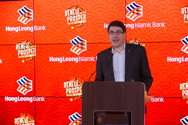 Domenic Fuda, Group Managing Director and Chief Executive Officer of HLB