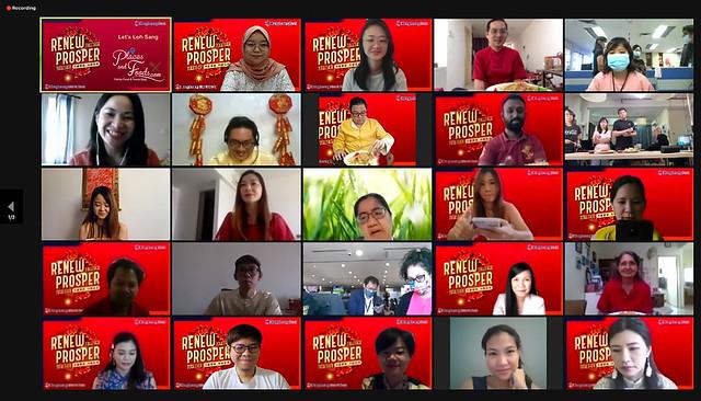 hong leong bank virtual lou sang